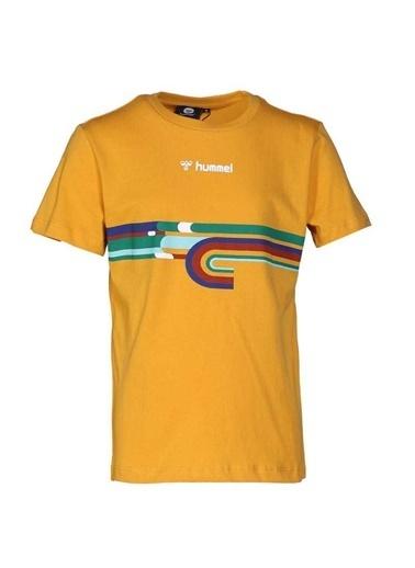 Hummel Hummel 911132 Ikast Kısa Kollu Renkli Tshirt Renkli